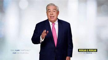 Morgan & Morgan Law Firm TV Spot, 'After an Injury: A Lifetime of Pain' - Thumbnail 5