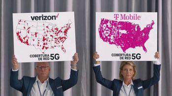 T-Mobile TV Spot, 'Olympics Judges' [Spanish]