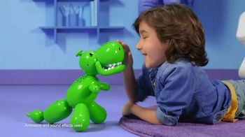 Squeakee Dino TV Spot, 'Your Balloon Dinosaur Best Friend'
