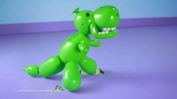 Squeakee Dino TV Spot, 'Your Balloon Dinosaur Best Friend' - Thumbnail 2