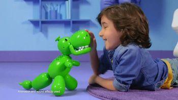 Squeakee Dino TV Spot, 'Your Balloon Dinosaur Best Friend' - Thumbnail 5