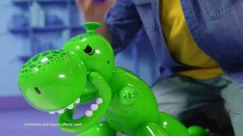 Squeakee Dino TV Spot, 'Your Balloon Dinosaur Best Friend' - Thumbnail 6