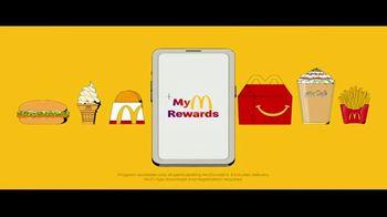 MyMcDonald's Rewards TV Spot, 'Loyal All Along' Song by the Supremes - Thumbnail 10
