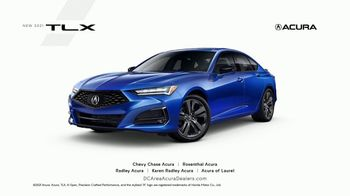 2021 Acura TLX TV Spot, 'Pushing the Limits of Premium Performance' [T2] - Thumbnail 8