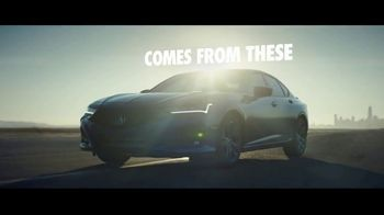2021 Acura TLX TV Spot, 'Pushing the Limits of Premium Performance' [T2]