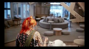 Microsoft Teams TV Spot, 'Tokyo: Cat Cafe' - Thumbnail 4
