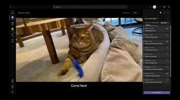 Microsoft Teams TV Spot, 'Tokyo: Cat Cafe' - Thumbnail 5