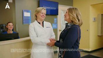 Aspen Dental TV Spot, 'Welcome Back: Zero Down and Zero Interest' - Thumbnail 6