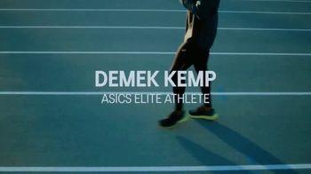 ASICS TV Spot, 'Sound Mind, Sound Body' Featuring Demek Kemp - Thumbnail 3