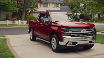 Chevrolet Silverado TV Spot, 'Six Configurations' Song by The Song by The Sonic Hijackers [T1]