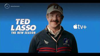 Apple TV+ TV Spot, 'Ted Lasso'