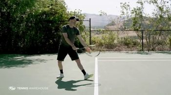 Tennis Warehouse TV Spot, 'The Best Power Racquets for All Level Tennis Players'