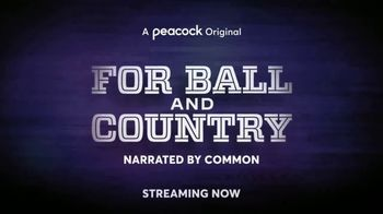 Peacock TV TV Spot, 'For Ball and Country' - Thumbnail 8