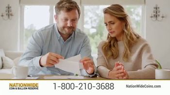 Nationwide Coin & Bullion Reserve TV Spot, 'Get Ahead of the Curve'