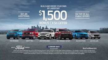 Ford Labor Day Sales Event TV Spot, 'Find the Ford for You' [T2] - Thumbnail 7