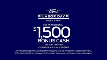 Ford Labor Day Sales Event TV Spot, 'Find the Ford for You' [T2] - Thumbnail 6