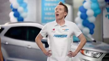 Progressive TV Spot, 'HomeAndAutoBundleExtravaFestaSaveAThon: Cheer Practice'
