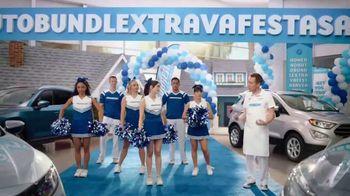 Progressive TV Spot, 'HomeAndAutoBundleExtravaFestaSaveAThon: Cheer Practice' - Thumbnail 10