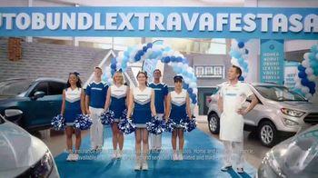 Progressive TV Spot, 'HomeAndAutoBundleExtravaFestaSaveAThon: Cheer Practice' - Thumbnail 3