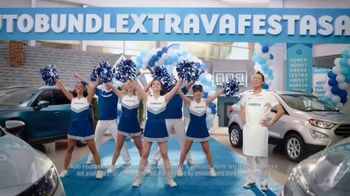 Progressive TV Spot, 'HomeAndAutoBundleExtravaFestaSaveAThon: Cheer Practice' - Thumbnail 4