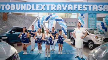 Progressive TV Spot, 'HomeAndAutoBundleExtravaFestaSaveAThon: Cheer Practice' - Thumbnail 5