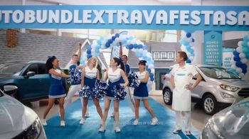 Progressive TV Spot, 'HomeAndAutoBundleExtravaFestaSaveAThon: Cheer Practice' - Thumbnail 6