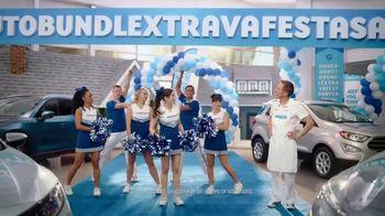Progressive TV Spot, 'HomeAndAutoBundleExtravaFestaSaveAThon: Cheer Practice' - Thumbnail 7