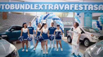 Progressive TV Spot, 'HomeAndAutoBundleExtravaFestaSaveAThon: Cheer Practice' - Thumbnail 9