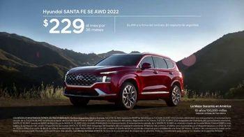 Hyundai Getaway Evento de Ventas TV Spot, 'Un verano para escaparse: SUVs' [Spanish] [T2] - Thumbnail 7