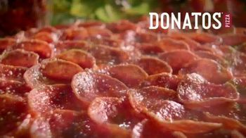 Red Robin TV Spot, 'Now Serving Donatos Piizza'
