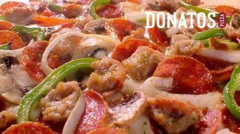 Red Robin TV Spot, 'Now Serving Donatos Piizza' - Thumbnail 3