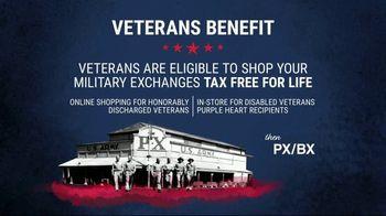 The Exchange TV Spot, 'Veterans Shopping Benefit' - Thumbnail 1