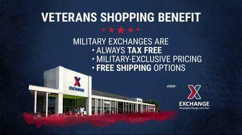 The Exchange TV Spot, 'Veterans Shopping Benefit' - Thumbnail 2