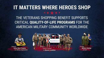 The Exchange TV Spot, 'Veterans Shopping Benefit' - Thumbnail 3