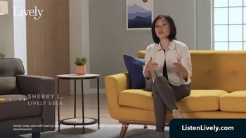 Listen Lively TV Spot, 'Lively Users: Brett, Victoria, Sherry & Jude: Risk-Free Trial'