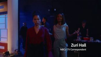 IBM Cloud TV Spot, 'NBC Universal: Why Go Hybrid?' Featuring Zuri Hall