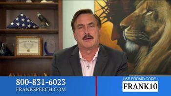 Frank Speech TV Spot, 'Help in a Couple Ways' - Thumbnail 9