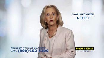Morgan & Morgan Law Firm TV Spot, 'Feminine Hygiene Ovarian Cancer Diagnosis'
