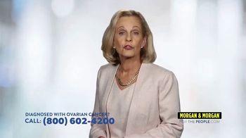 Morgan & Morgan Law Firm TV Spot, 'Feminine Hygiene Ovarian Cancer Diagnosis' - Thumbnail 1