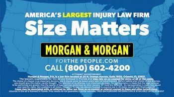 Morgan & Morgan Law Firm TV Spot, 'Feminine Hygiene Ovarian Cancer Diagnosis' - Thumbnail 9