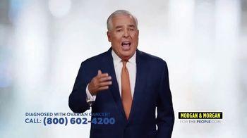 Morgan & Morgan Law Firm TV Spot, 'Feminine Hygiene Ovarian Cancer Diagnosis' - Thumbnail 3