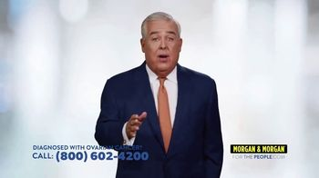 Morgan & Morgan Law Firm TV Spot, 'Feminine Hygiene Ovarian Cancer Diagnosis' - Thumbnail 4