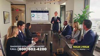 Morgan & Morgan Law Firm TV Spot, 'Feminine Hygiene Ovarian Cancer Diagnosis' - Thumbnail 5