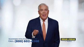 Morgan & Morgan Law Firm TV Spot, 'Feminine Hygiene Ovarian Cancer Diagnosis' - Thumbnail 6