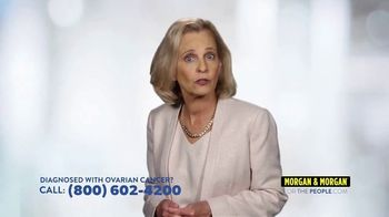 Morgan & Morgan Law Firm TV Spot, 'Feminine Hygiene Ovarian Cancer Diagnosis' - Thumbnail 8