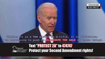 Second Amendment Foundation TV Spot, 'Real Intentions' - Thumbnail 4