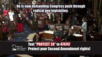 Second Amendment Foundation TV Spot, 'Real Intentions' - Thumbnail 7