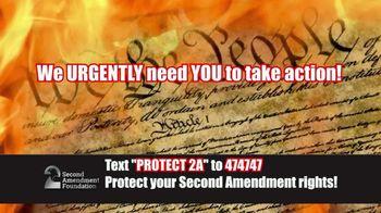 Second Amendment Foundation TV Spot, 'Real Intentions' - Thumbnail 9