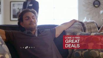 La-Z-Boy Labor Day Sale TV Spot, 'Special Piece: Find Great Deals' - Thumbnail 7