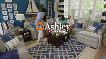 Ashley HomeStore Labor Day Sale TV Spot, 'Save up to 20% off and 0% Interest' - Thumbnail 1
